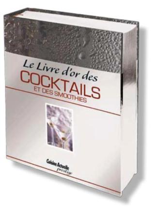 LIVRE D OR DES COCKTAILS - CAC   25.90 EUR PMT CPT