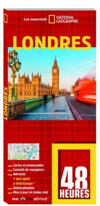 Livre 48 heures : Londres - 8.90€