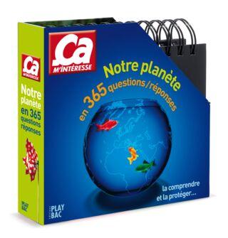 CALENDRIER - 365 QUESTIONS RÉPONSES PLANÈTE EN DANGER