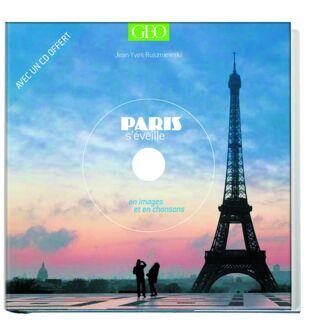 LIVRE - PARIS S EVEILLE - GEO