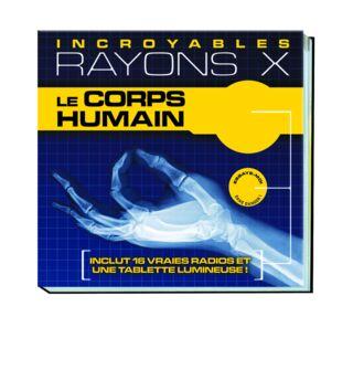 Rayons X - le corps humain - 22.95€