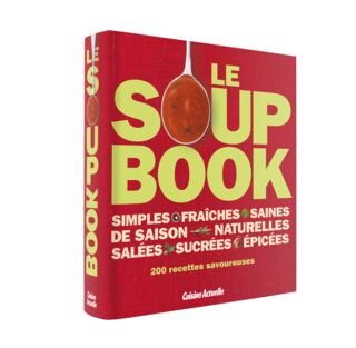LIVRE - SOUP BOOK