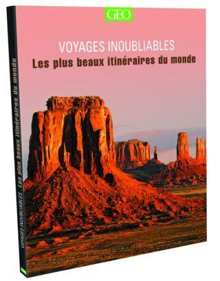 Voyages inoubliables - Les plus beaux itinéraires du monde - 19.95€