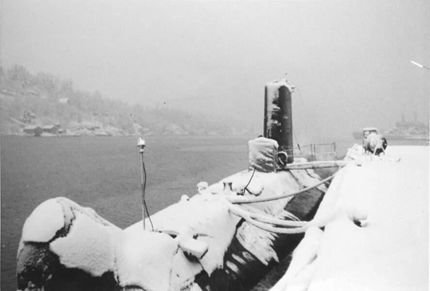 27 janvier 1968  : la « Minerve » et ses 52marins coulent à pic