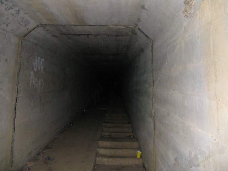 """""""Le tunnel de la mort"""" du Sanatorium de Waverly Hills"""