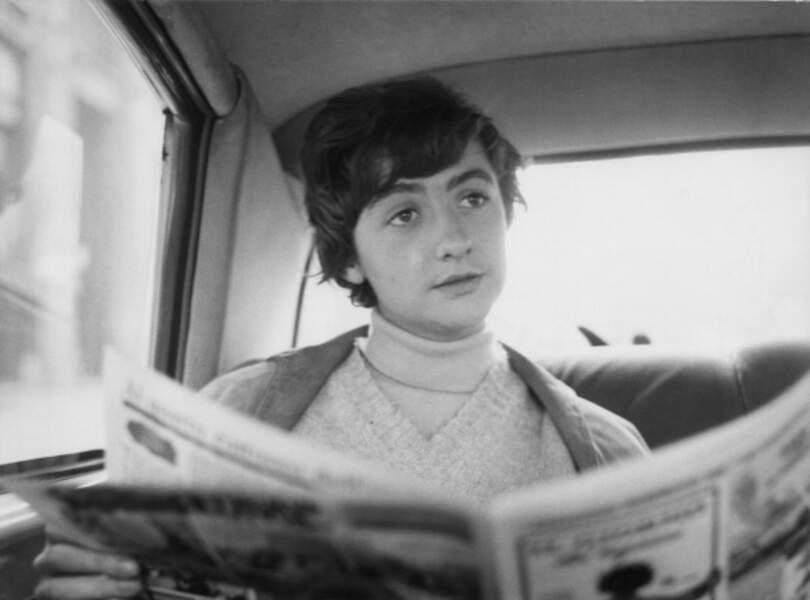 1- Une ambition démesurée comme Françoise Sagan