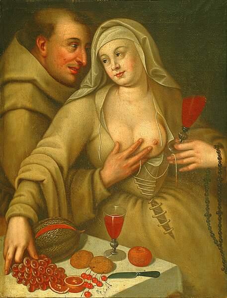 1611 : Louis Gaufridy, le beau curé qui ensorcelait les nonnes