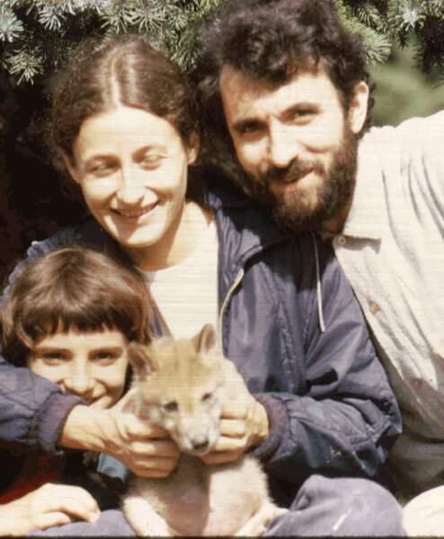 La famille Jouventin et Kamala