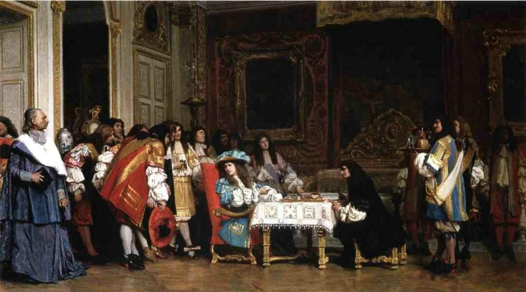 La tourte aux poires, reine de Versailles (XVIIe siècle, France)