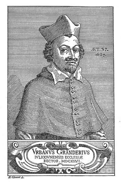 1632 : la ténébreuse affaire des possédées de Loudun