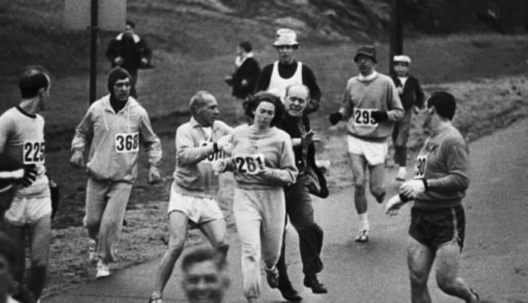 Roberta Gibb et Kathrine Switzer, la course à tout prix