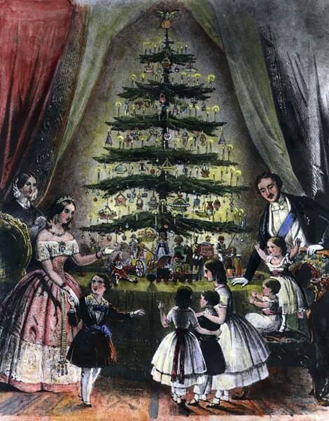 Le Pudding de Noël  (XIXe siècle, Angleterre)