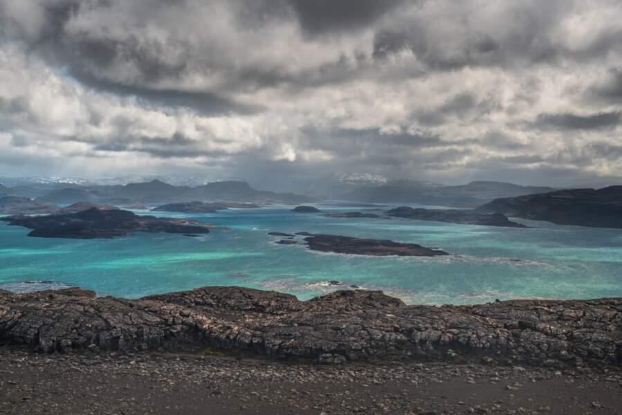 Îles Kerguelen
