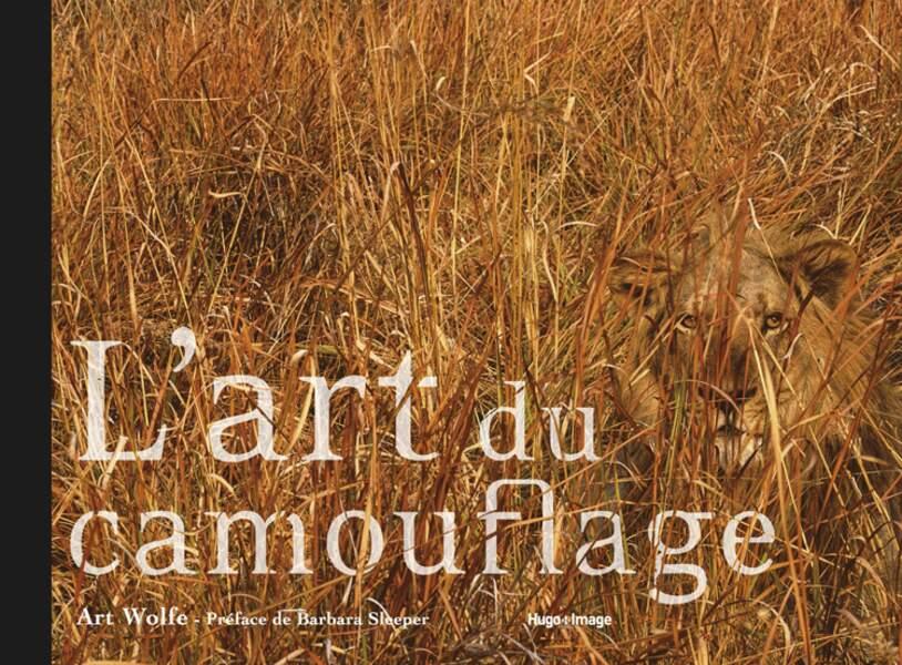 L'art du camouflage, Art Wolfe (Hugo:image)