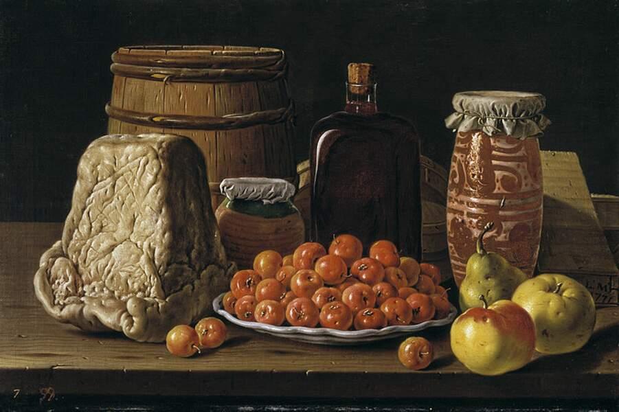 Le fromage ail et fines herbes (Antiquité, Rome)