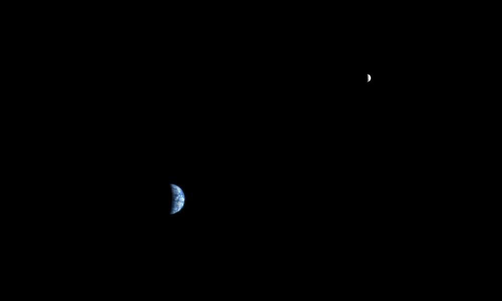 2. Image Terre-Lune