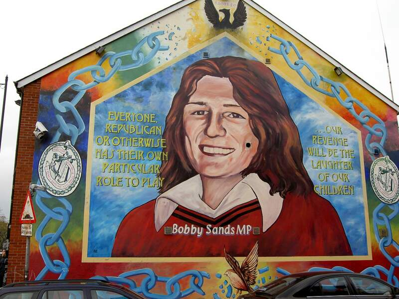 Bobby Sands, icône sacrée de l'IRA