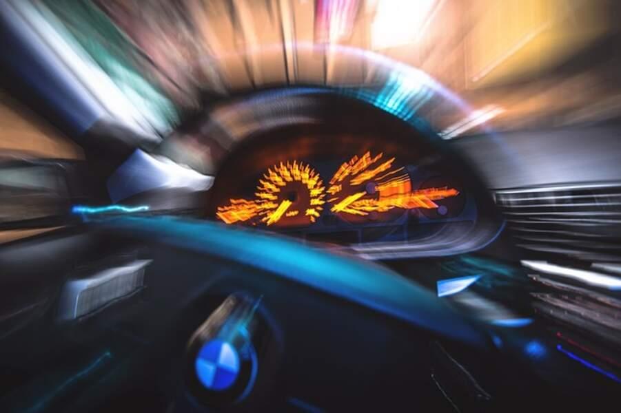 Les gens roulent beaucoup trop vite