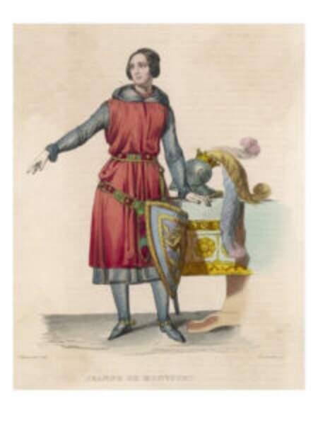 Jeanne de Belleville, pirate par vengeance