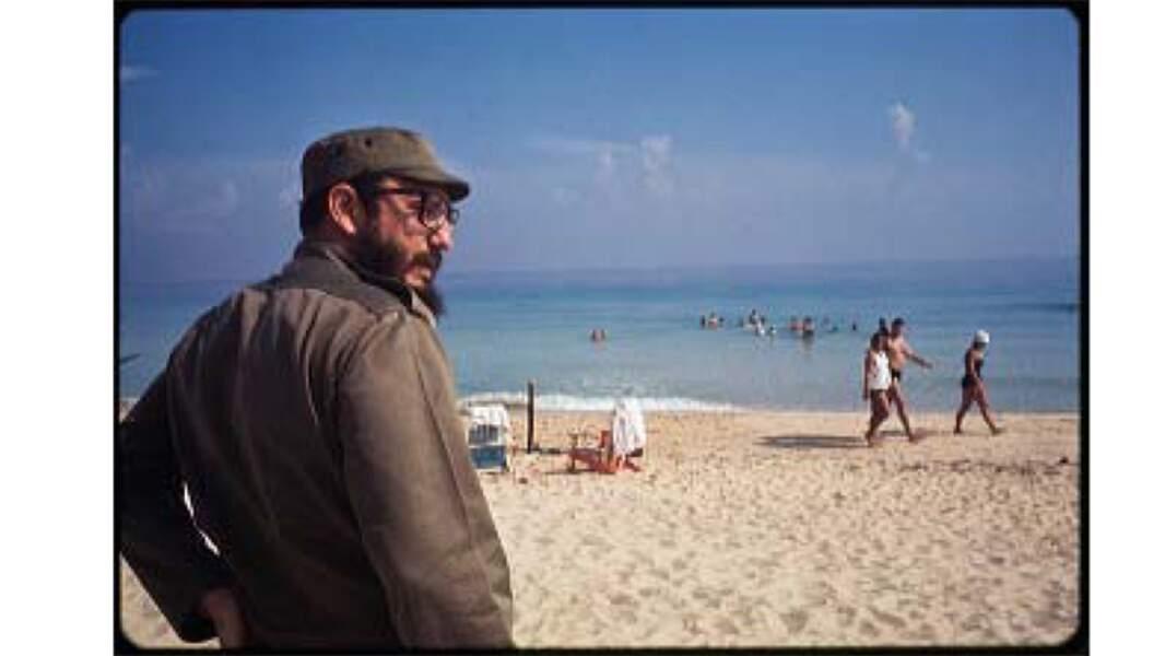 28 août 1964, plage de Varadero