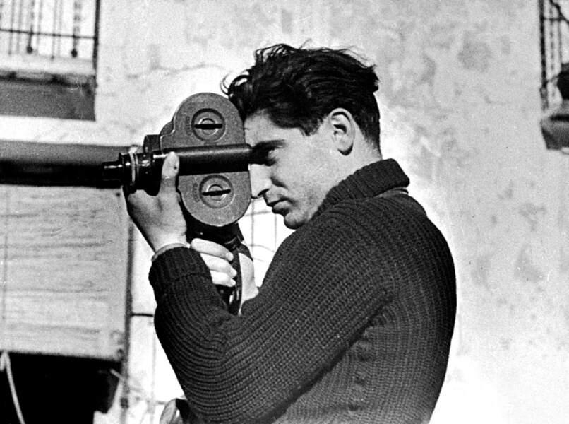 Robert Capa, un photographe dans la tempête