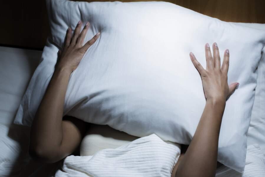 Elle fait perdre le sommeil