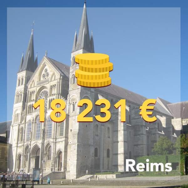14 • Reims
