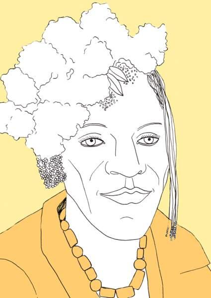 Marsha P Johnson 1945-1992