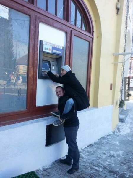 Pendant ce temps là, en Roumanie