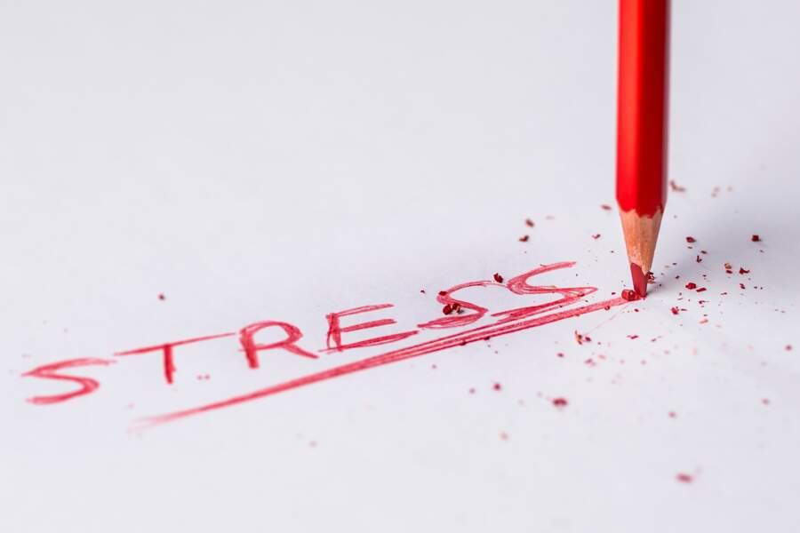 20 effets négatifs du stress sur la santé
