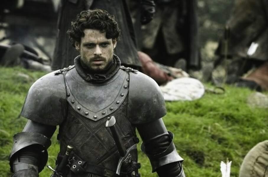 Le camp de Robb Stark à Riverrun à Westeros