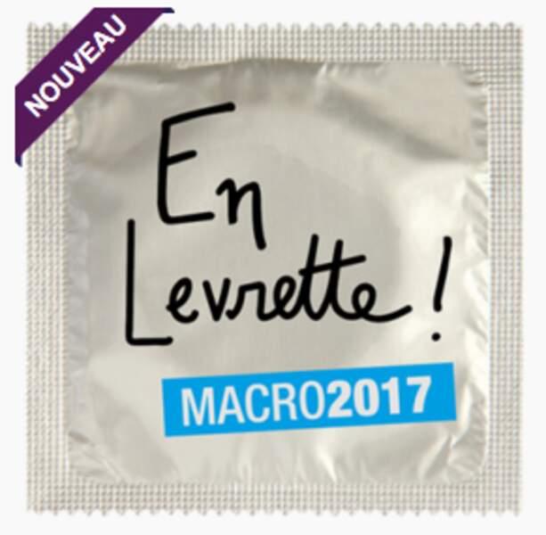 """Le préservatif """"En Levrette"""""""