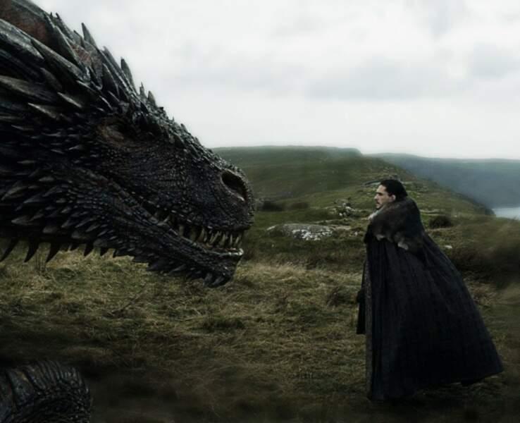 Les falaises de Dragonstone (2) à Westeros