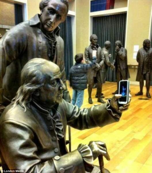 C'est cool, un smartphone