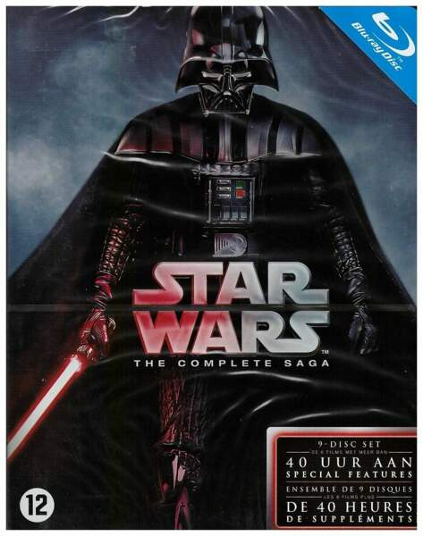 L'intégrale de Star Wars