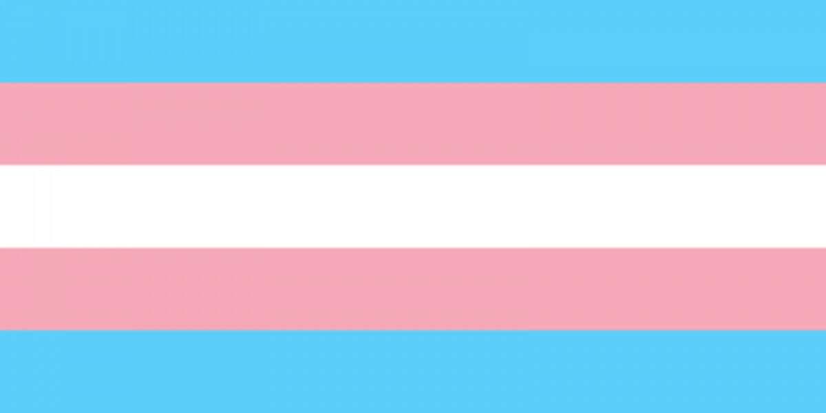 Le drapeau transgenre