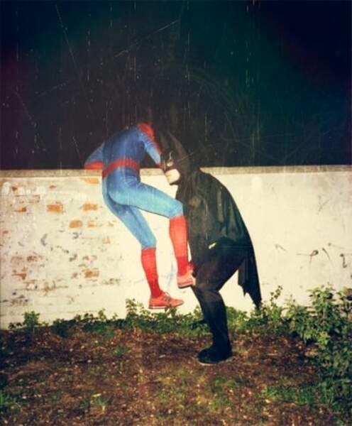 Un comble pour Spiderman