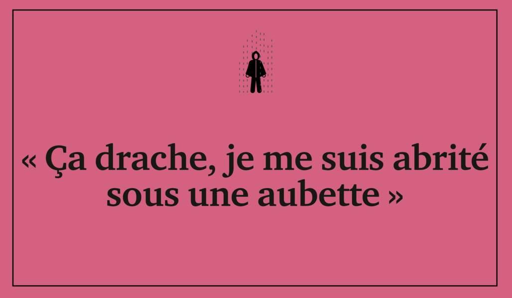 Aubette = Abribus