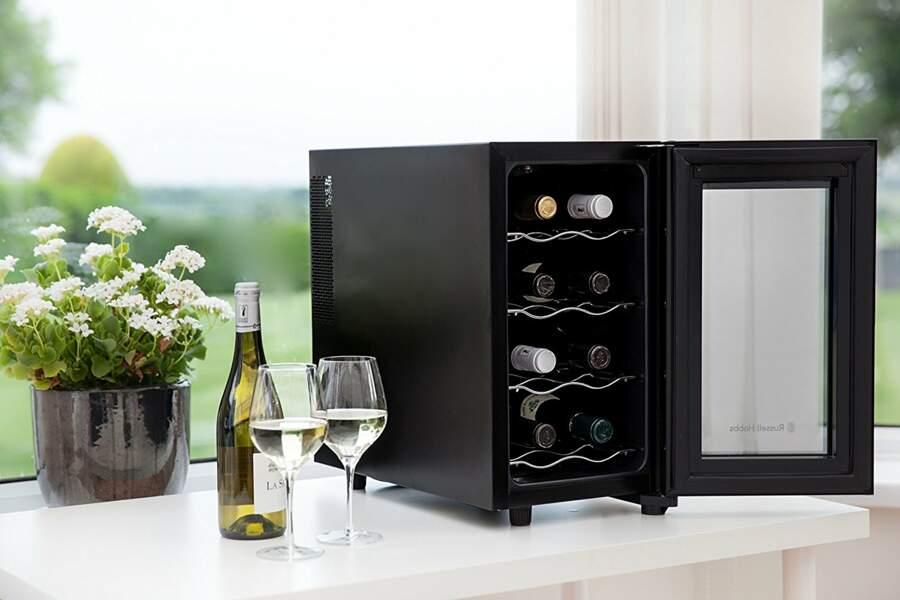 Une mini cave à vin