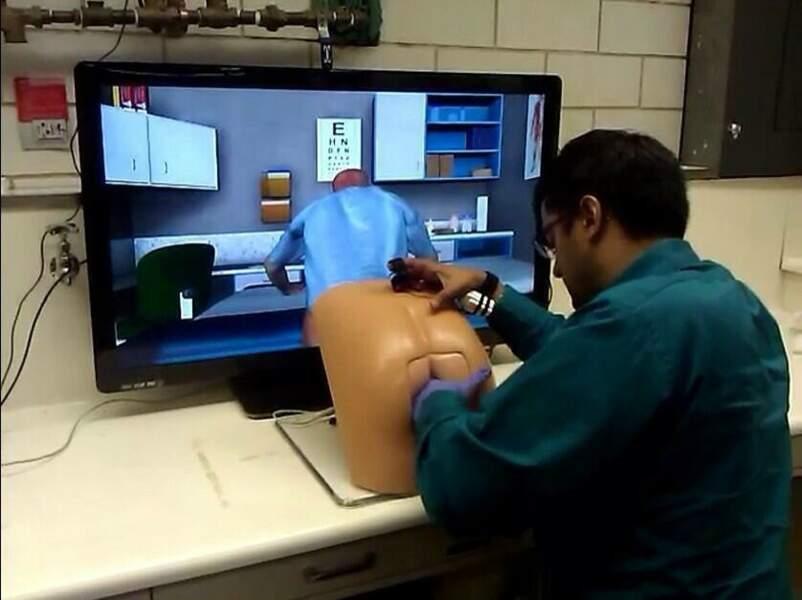 Il faut bien que les futurs médecins s'exercent