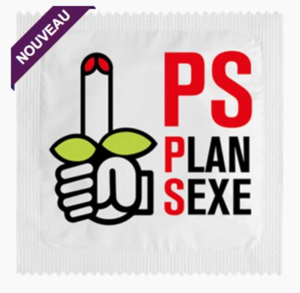"""Le préservatif """"Plan Sexe"""""""