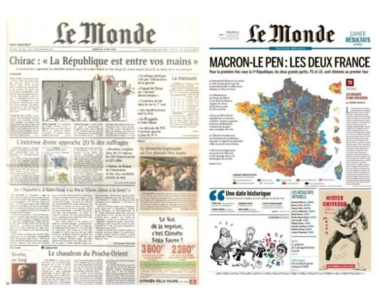 """Le Monde : de """"Sauver la République"""" à une analyse froide"""