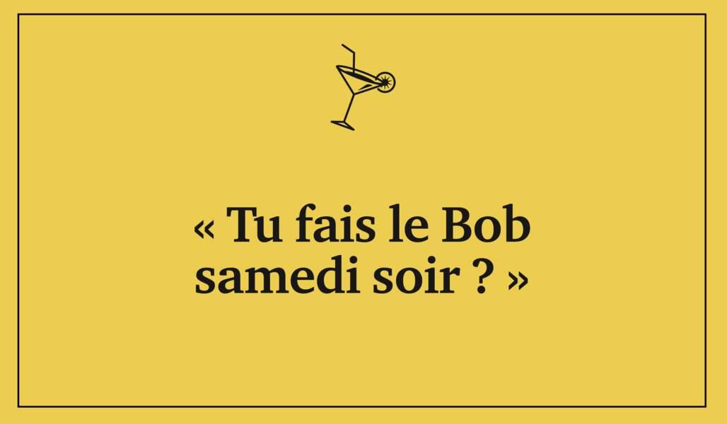 Bob = Sam