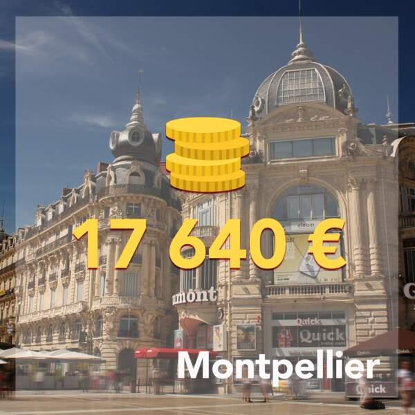 19 • Montpellier