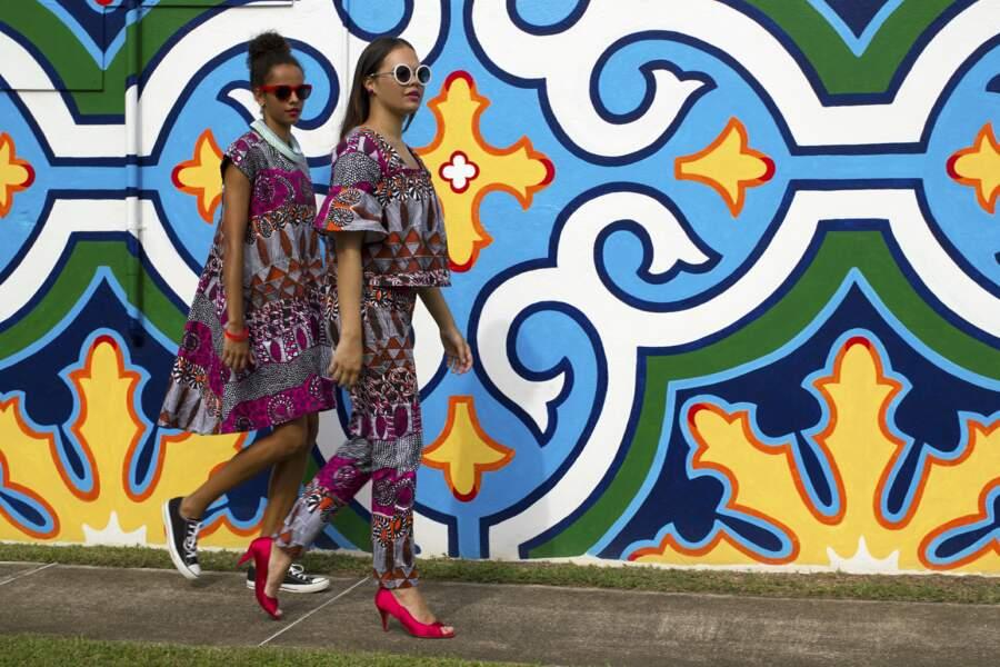 Pour son défilé de créateurs aborigènes