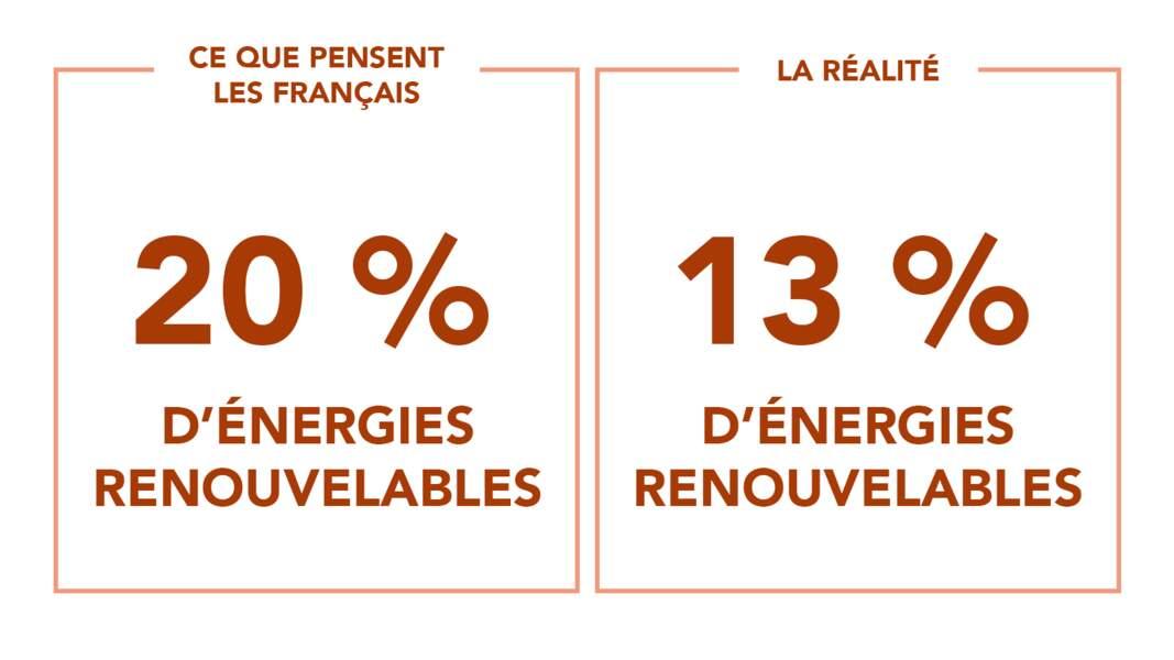 20 % d'énergies vertes... ou pas