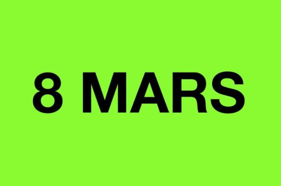 Le 8 mars... et avant ?