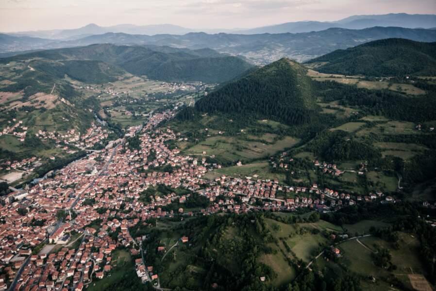 L'étrange colline située en Bosnie-Herzégovine