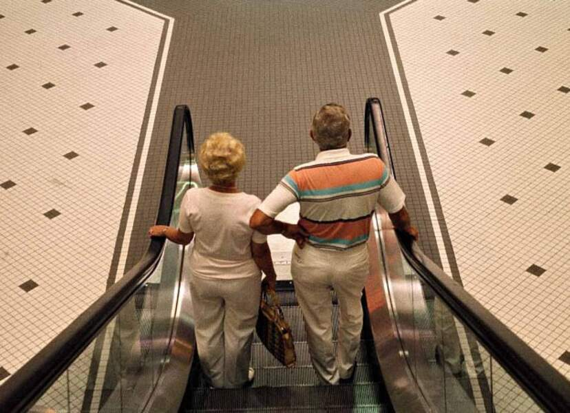 L'escalator vers demain