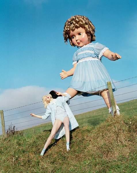 L'attaque des poupées géantes